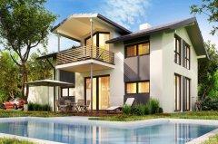 家之峰轻钢别墅是未来新型建筑行业的发展方向