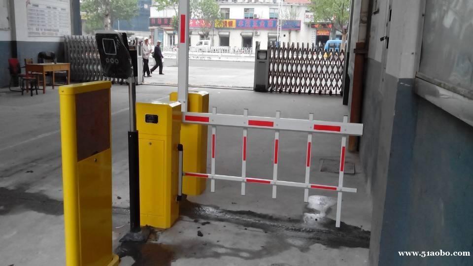 南开区维修电动伸缩门道闸停车收费系统挡车器安装厂家