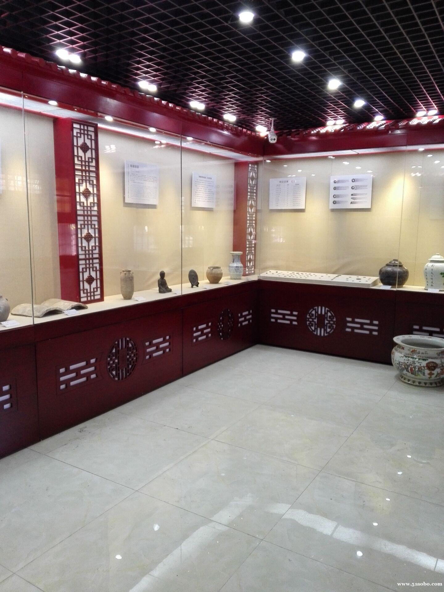 博物馆展柜是展览品展现博物馆展柜制作13718101168